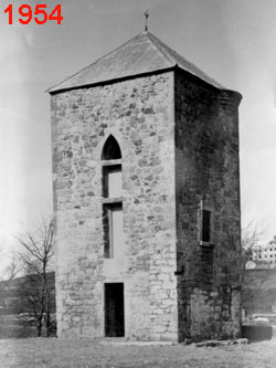 Drumry Peel Tower 1954