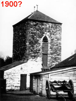 Drumry Peel Tower 1900?