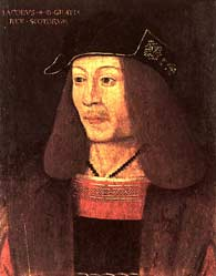 King James IV